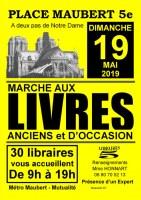 MARCHE AUX LIVRES ANCIENS