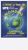 Le Mondial de la Capsule de la Vigne et du VIn