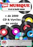Week-end Spécial CD et Vinyles