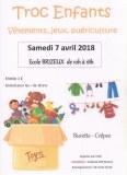 Troc Enfant école Brizeux à Quimperlé