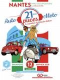 21 èmes Puces Auto - Motos Nantes La Beaujoire
