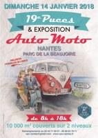 19 èmes Puces Autos - Motos NANTES LA BEAUJOIRE