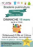 Braderie puériculture - Ados - Jouets & livres