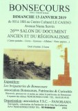 26 ème SALON DU DOCUMENT ANCIEN ET DU REGIONALISME