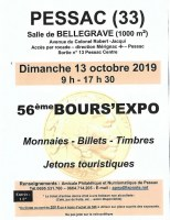 BOURSE NUMISMATIQUE ET PHILATELIQUE