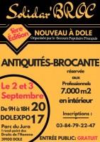 BROCANTE Solidar'BROC