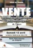« Journée du désherbage » - vente de livres usagés