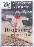Vide-Grenier Vide-Jardin de Saignon
