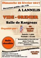 Vide-Grenier SC Lannilis Basket