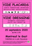 VIDE PLACARDS - VIDE DRESSING