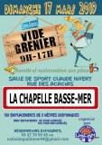 Vide grenier La Chapelle Basse Mer Basket