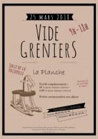Vide-greniers APE la Planche