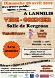 Vide-Greniers SC Lannilis Basket