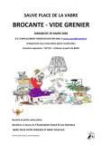 BROCANTE - VIDE GRENIER du dimanche 29 mars 2020 au profit de l' association ASELA