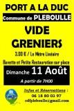 Traditionnel Vide-Greniers du Port-A-La-Duc
