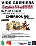Vide greniers dimanche 24 mai 2020 - cherbourg