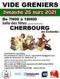Vide greniers Dimanche 28 mars 2021