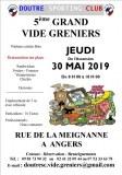 Vide Greniers rue de La Meignanne ANGERS