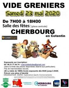 Vide greniers / Samedi 23 mai 2020