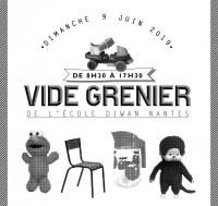 Vide Grenier Ecole Diwan de Nantes
