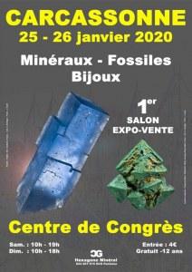 1er SALON MINERAUX FOSSILES BIJOUX de CARCASSONNE (11)