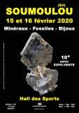 10e SALON MINERAUX FOSSILES BIJOUX de SOUMOULOU (64)