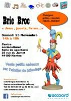 """BRIOC BROC """"Jeux,jouets,livres...sport"""""""