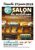 5ème salon Modélisme, Maquettes et Miniatures