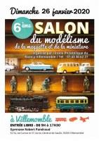 6ème salon Modélisme, maquettes et miniatures