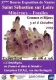 37ème bourse exposition-vente de minéraux et fossiles