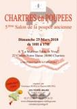 Chartres en Poupées 2018-5ème Salon de la Poupée ancienne