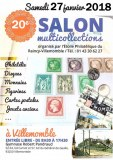 20ème salon multicollections