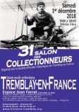31ème salon des collectionneurs de Tremblay-en-France