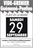 Vide grenier de la Saint Michel de Guémené-Penfao