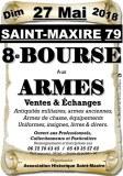 8ème BOURSE AUX ARMES DE SAINT MAXIRE