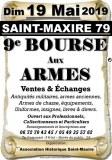 9ème BOURSE AUX ARMES DE SAINT MAXIRE