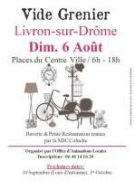Livron-Sur-Drôme - Vide Grenier