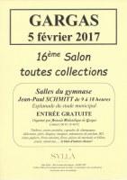 Gargas - 16ème SALON TOUTES COLLECTIONS