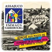 SARREBOURG - Marché aux puces de Solidarité