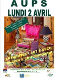 ANTIQUITES ART DECO ANCIEN ET CONTEMPORAIN