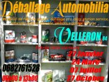 AUTOMOBILIA Vide Garage Mécanique Vintage à Velleron