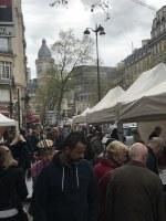 Antiquités Brocante Pro. Avenue Ledru Rollin et rue de Lyon