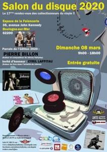 17 ème Salon du disque de Boulogne sur mer