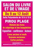 SALON DU LIVRE ANCIEN ET DE L'IMAGE PIROU PLAGE 50770