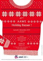 AAWE Bazaar : Grande brocante et vente annuelle