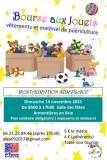 Bourse aux jouets, vêtement enfants et articles de puériculture