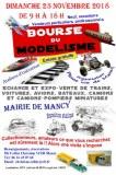 BOURSE DU MODELISME ET JOUETS ANCIENS MANCY 51530
