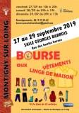 BOURSE AUX VETEMENTS AUTOME-HIVER LINGE DE MAISON