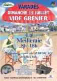 Vide grenier de la Meilleraie -Sur les bords de Loire-