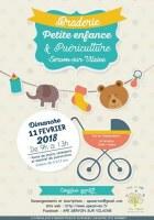 Braderie enfance et puériculture